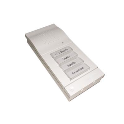 AGFEO 6100258 deurintercom installatie