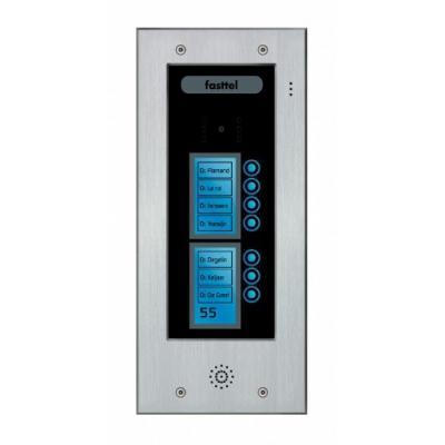 Fasttel FT2507VC deurbellen