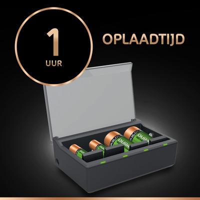 Duracell 5000394088313 batterij-opladers