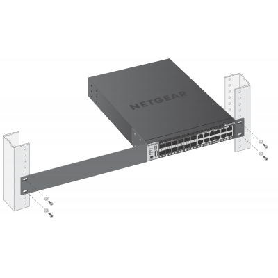Netgear GSM4328PB-100NES switch