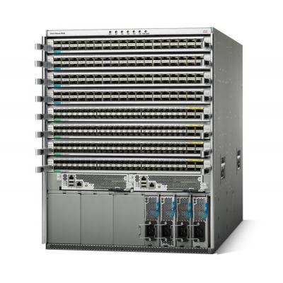 Cisco N9K-C9508= netwerkchassis
