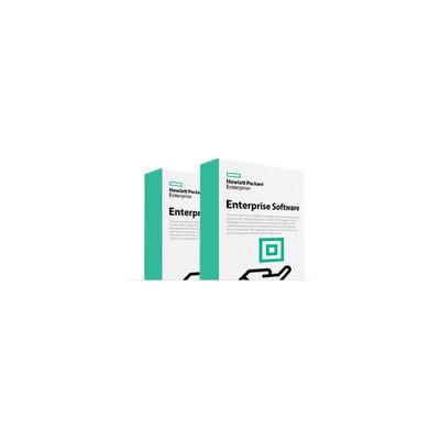 Hewlett Packard Enterprise D4T76A softwarelicenties & -upgrades
