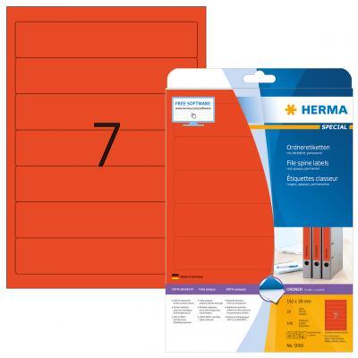 HERMA 5092 etiket