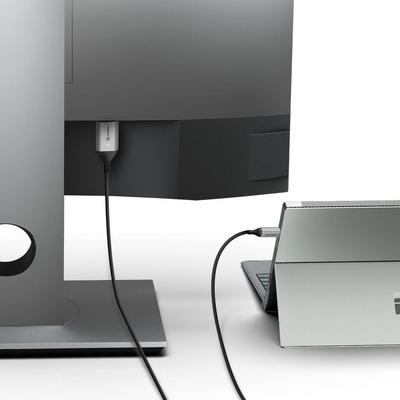 ALOGIC ULMDPHD02-SGR video kabel adapters