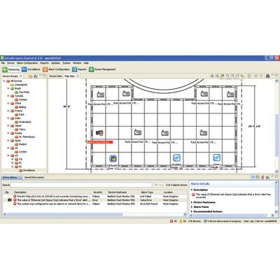 APC AP95500 network management software