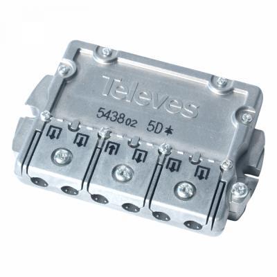 Televes 543802 kabel splitters