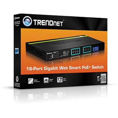 Trendnet TPE-1620WS netwerk-switches