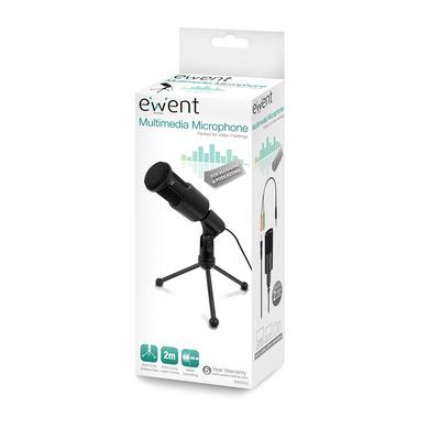 Ewent EW3552 Microfoons