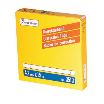 Avery 3513 film/tape correctie