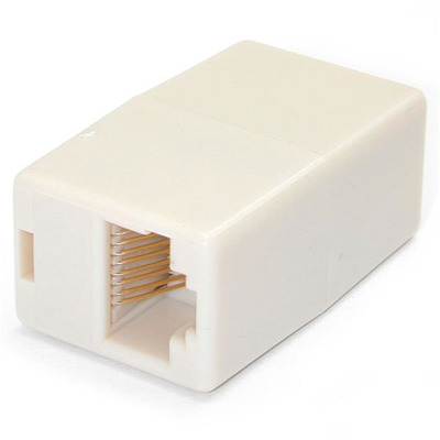 StarTech.com RJ45COUP10PK kabeladapters/verloopstukjes