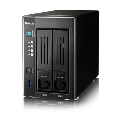 Origin Storage N2810+/8TBNLWD NAS