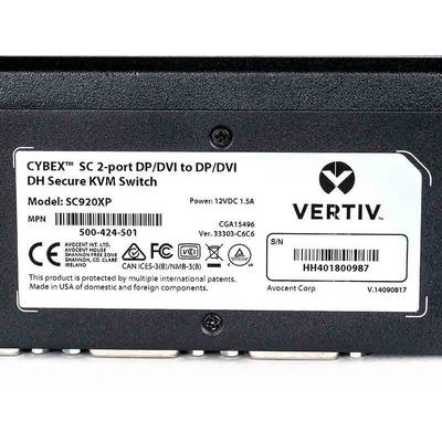 Vertiv SC920XP-001 KVM-switches