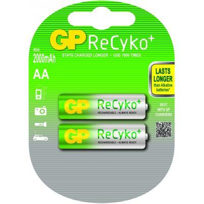 GP Batteries 125210AAHCB-UC2 batterij