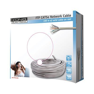 König CMP-FTP5R100S netwerkkabel