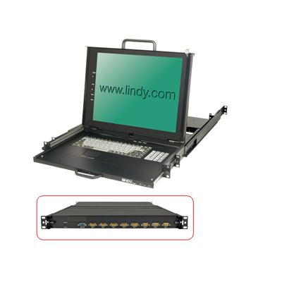 Lindy 21642 rack console