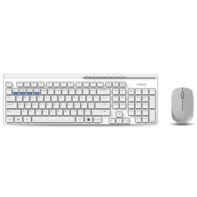 Rapoo RP 8100M UI-W toetsenborden