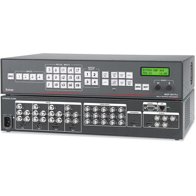 Extron 60-1259-02 Multi-window processors