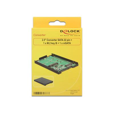 DeLOCK 62866 interfacekaarten/-adapters