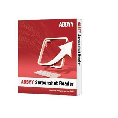 ABBYY 105010022099 OCR software