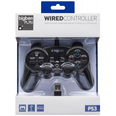 Bigben Interactive PS3PAD game controller
