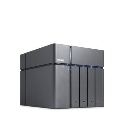 Qsan Technology XN5004T/32TB data-opslag-servers