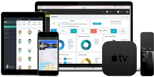 ZuluDesk Mobile Device Management Subscription 1 jaar Apple Beheer algemene  utilitie