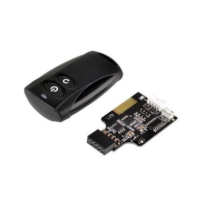 Silverstone SST-ES02-USB Afstandsbedieningen