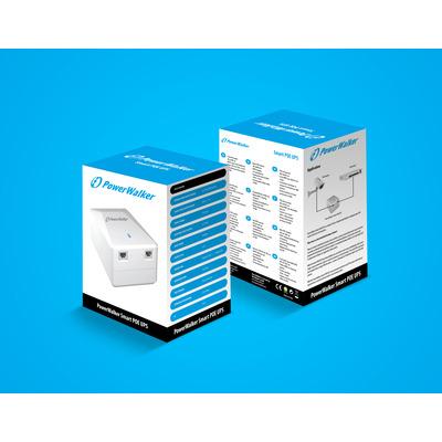 PowerWalker 10120450 PoE adapters & injectoren