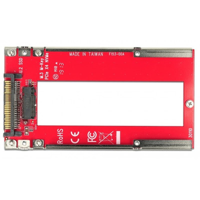 DeLOCK 64077 interfacekaarten/-adapters