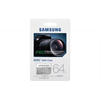 Samsung MB-SG64E/EU flashgeheugen