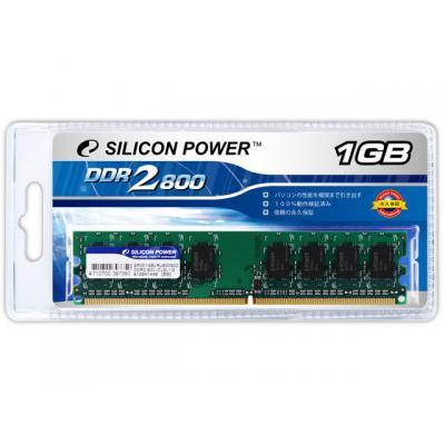 Silicon Power SP001GBLRU800S02 RAM-geheugen