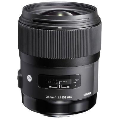 Sigma 340962 camera lens