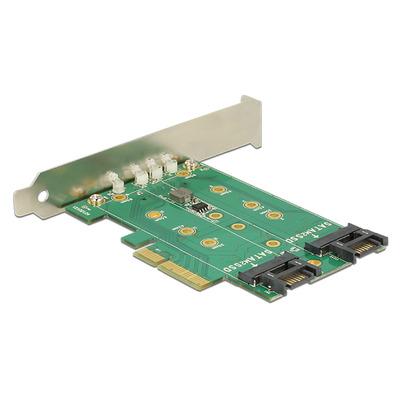 DeLOCK 89518 interfacekaarten/-adapters
