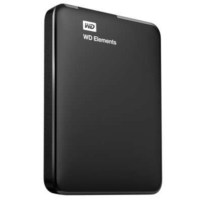 Western Digital WDBUZG7500ABK-WESN externe harde schijven