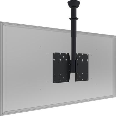 SmartMetals 072.3100B-164 flat panel muur steunen