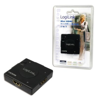 LogiLink HD0006 video schakelaars