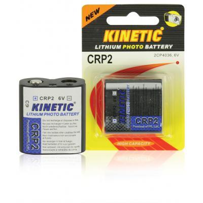 Kinetic Battery CRP2-1B batterij