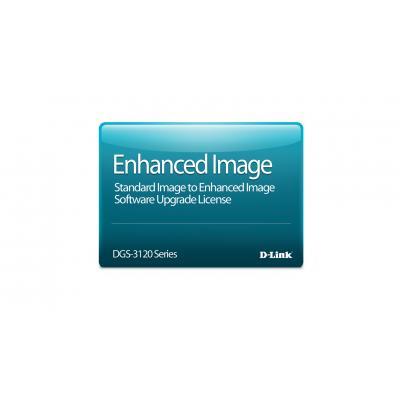 D-Link DGS-3120-48PC-SE-LIC softwarelicenties & -upgrades