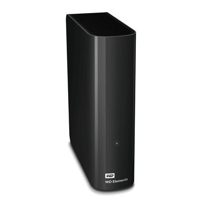 Western Digital WDBWLG0100HBK-EESN externe harde schijven
