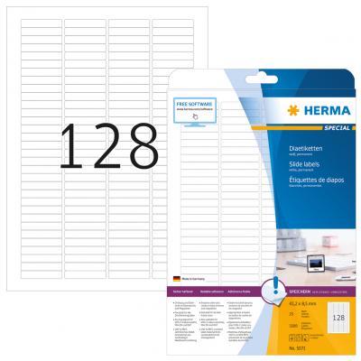 HERMA 5071 etiket