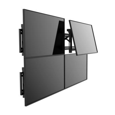 StarTech.com VIDWALLMNT Bevestigingen voor signage-beeldschermen