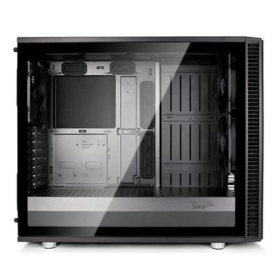 Fractal Design FD-CA-DEF-S2-BKO-TGL computerbehuizingen