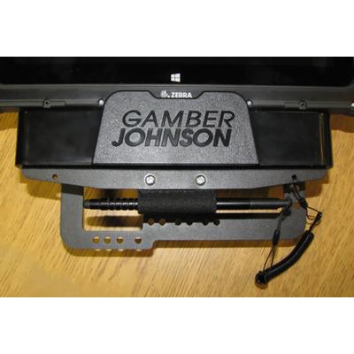 Gamber-Johnson 7160-0829 Veiligheidsbehuizingen voor tablets