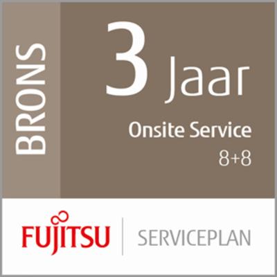 Fujitsu U3-BRZE-LVP aanvullende garantie