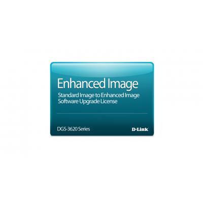 D-Link DGS-3620-28SC-SE-LIC softwarelicenties & -upgrades