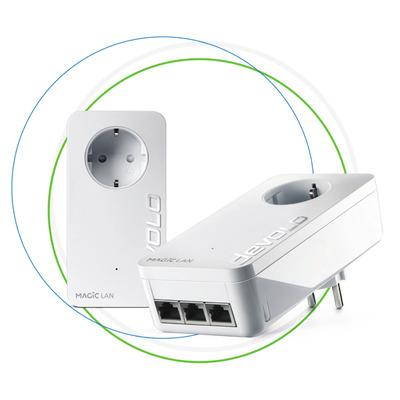 Devolo 8515 powerline adapters