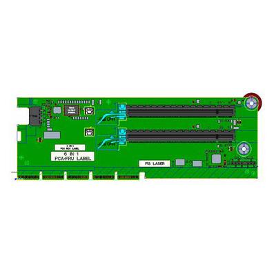 Hewlett Packard Enterprise P14592-B21 slot expansies