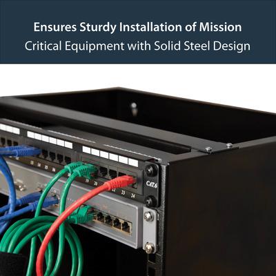 StarTech.com WALLMNT12 Stellingen/racks