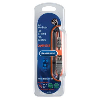 Bandridge BCL4902 USB-kabels