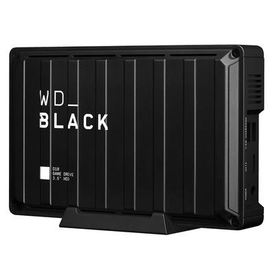 Western Digital WDBA3P0080HBK-EESN externe harde schijven
